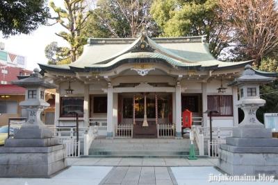 荻窪白山神社(杉並区上荻)12