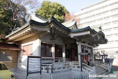 荻窪白山神社(杉並区上荻)14