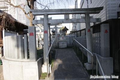 荻窪白山神社(杉並区上荻)16