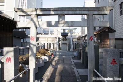 荻窪白山神社(杉並区上荻)19