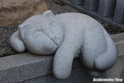 荻窪白山神社(杉並区上荻)23