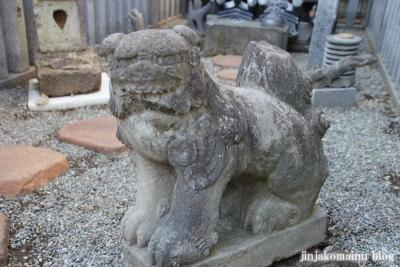 荻窪白山神社(杉並区上荻)25