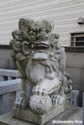 荻窪白山神社(杉並区上荻)17