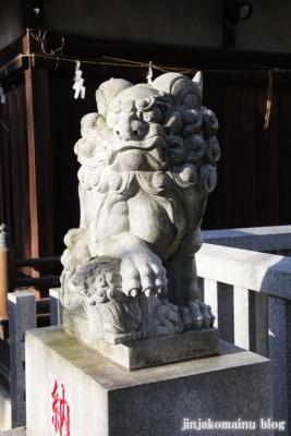 荻窪白山神社(杉並区上荻)18
