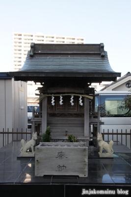 陶首稲荷神社(江東区東砂)3