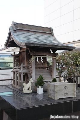 陶首稲荷神社(江東区東砂)4