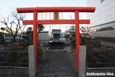 陶首稲荷神社(江東区東砂)1
