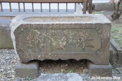 陶首稲荷神社(江東区東砂)5