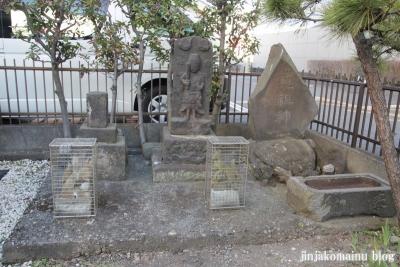 陶首稲荷神社(江東区東砂)6