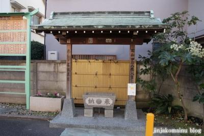 妙法陶首稲荷神社(江東区東砂)2