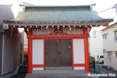 妙法陶首稲荷神社(江東区東砂)3