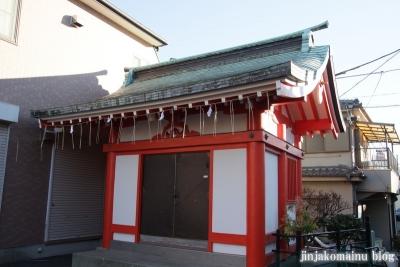 妙法陶首稲荷神社(江東区東砂)4