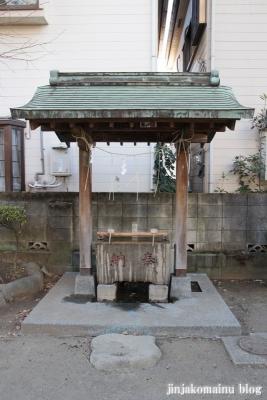 生田神社(江東区東砂)4