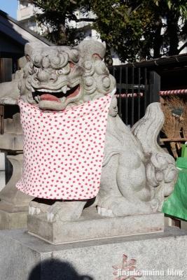 生田神社(江東区東砂)5