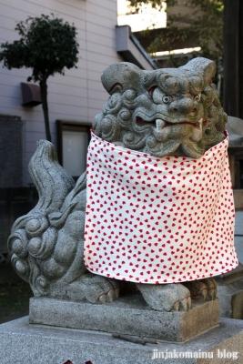 生田神社(江東区東砂)6