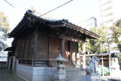 生田神社(江東区東砂)8
