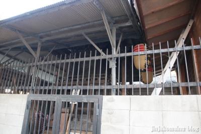 生田神社(江東区東砂)9