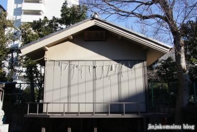 生田神社(江東区東砂)10