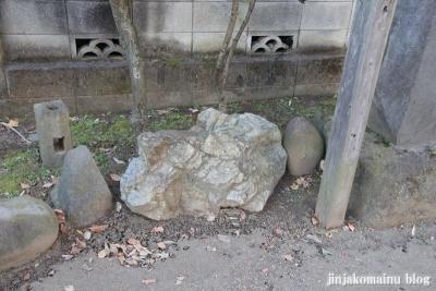 生田神社(江東区東砂)14