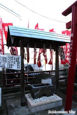 亀森稲荷神社(江東区北砂)4