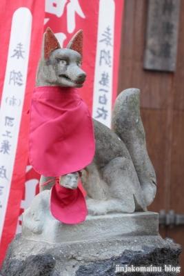 亀森稲荷神社(江東区北砂)5