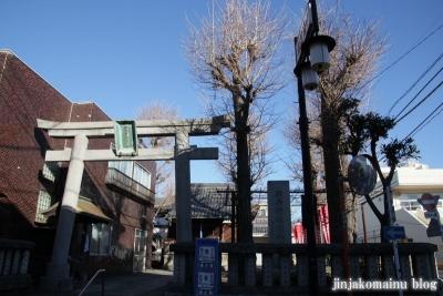 治兵衛稲荷神社(江東区北砂)1