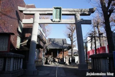 治兵衛稲荷神社(江東区北砂)2