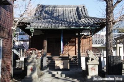 治兵衛稲荷神社(江東区北砂)6