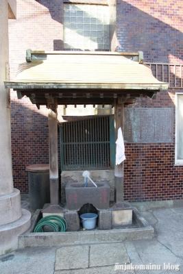 治兵衛稲荷神社(江東区北砂)5
