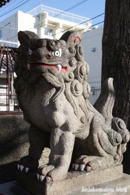 治兵衛稲荷神社(江東区北砂)7