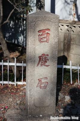 亀高神社(江東区北砂)5