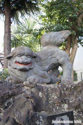 亀高神社(江東区北砂)15