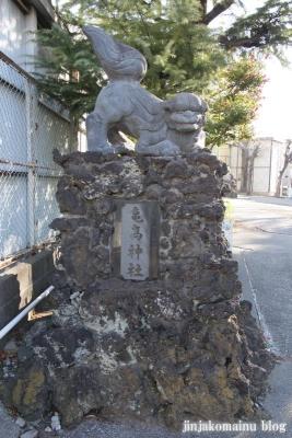 亀高神社(江東区北砂)18
