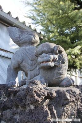 亀高神社(江東区北砂)19