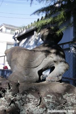 亀高神社(江東区北砂)20
