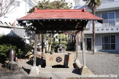亀高神社(江東区北砂)3