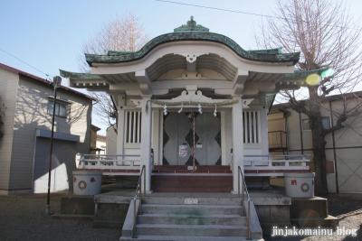 亀高神社(江東区北砂)8