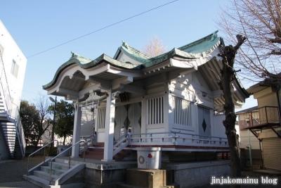 亀高神社(江東区北砂)10