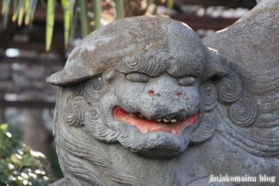 亀高神社(江東区北砂)22