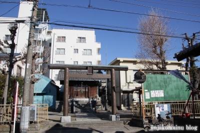 大塚天祖神社(江東区東砂)1