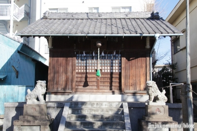 大塚天祖神社(江東区東砂)5