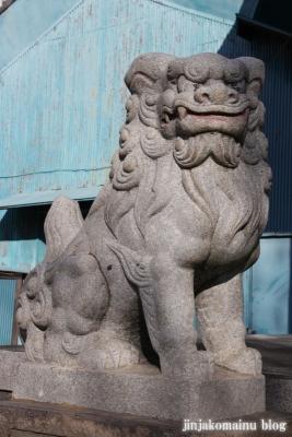 大塚天祖神社(江東区東砂)8