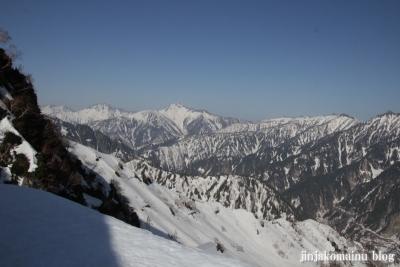 雪の大谷4