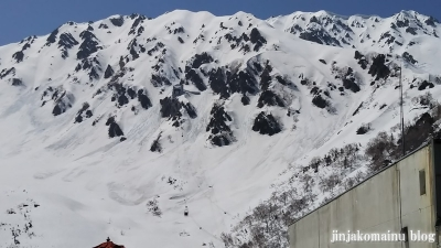 雪の大谷17