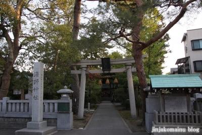 浅野神社(金沢市浅野本町)1