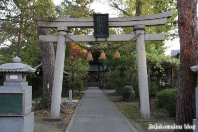浅野神社(金沢市浅野本町)3