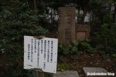 浅野神社(金沢市浅野本町)6