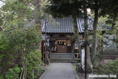 浅野神社(金沢市浅野本町)7