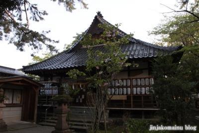 浅野神社(金沢市浅野本町)8