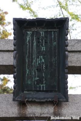 浅野神社(金沢市浅野本町)4